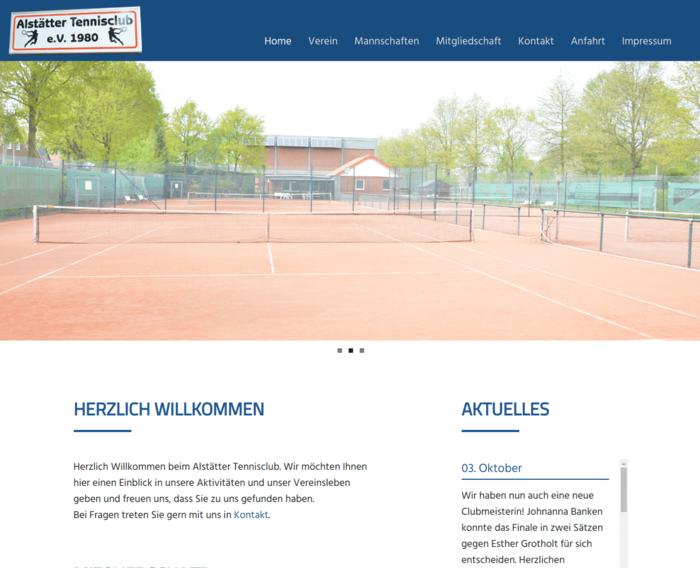 Alstätter Tennisclub e.V.